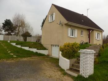 Maison 4 pièces 88,55 m2
