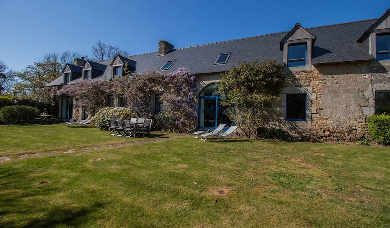 Maison en bord de mer avec terrasse Clohars-carnoet