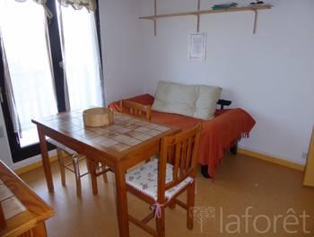 Appartement meublé 2 pièces 24,1 m2