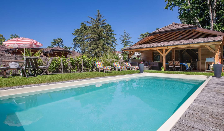 Propriété avec piscine Evian-les-Bains