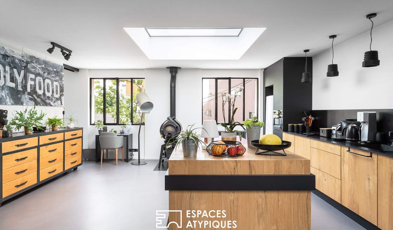 Loft avec terrasse Nantes