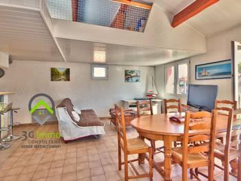 Appartement 2 pièces 52,61 m2