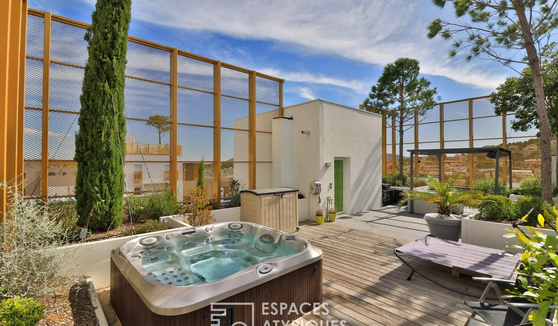 Apartment with terrace La Valette-du-Var