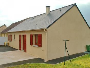 Maison 4 pièces 83,97 m2