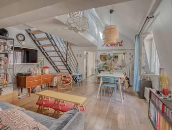 Appartement meublé 3 pièces 62,08 m2