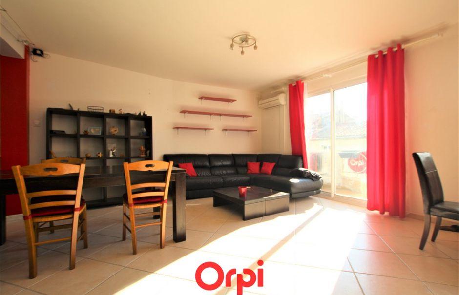 Vente appartement 3 pièces 71 m² à Nimes (30000), 150 000 €