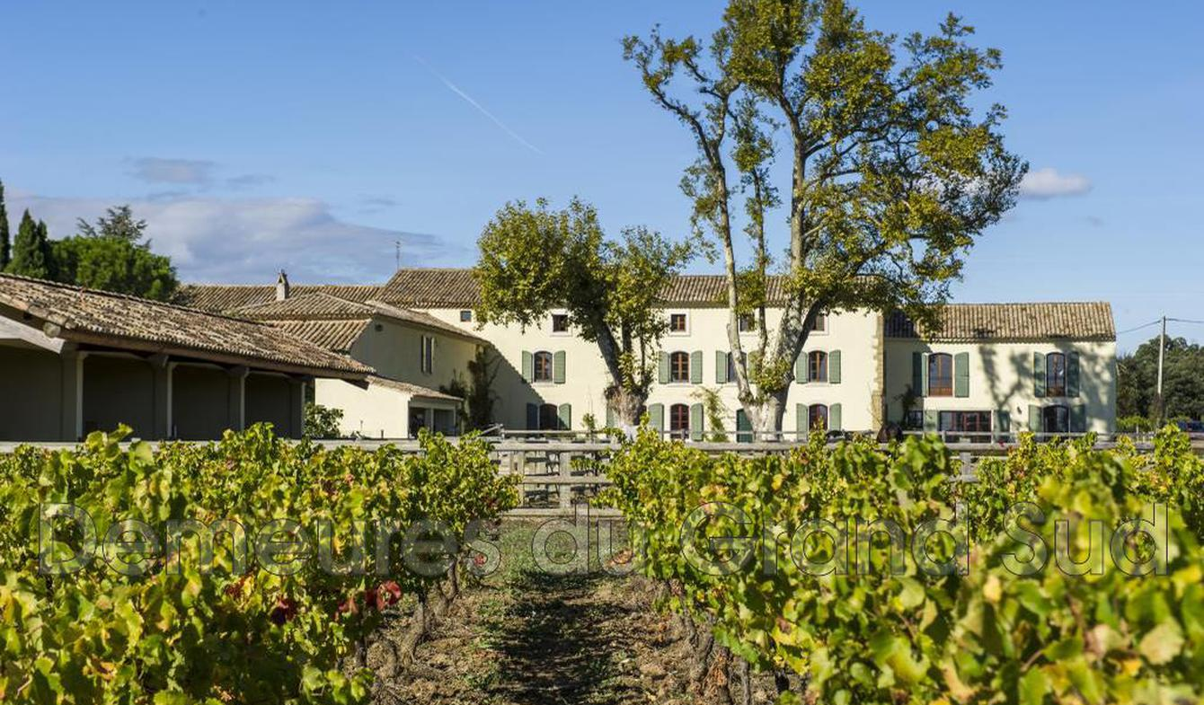 Villa avec terrasse Gigondas