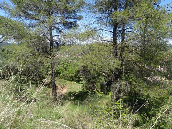 Vente terrain 1587 m2