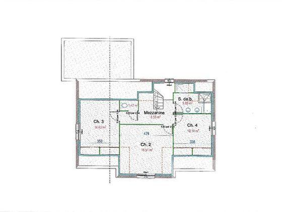 Vente maison 6 pièces 144,97 m2
