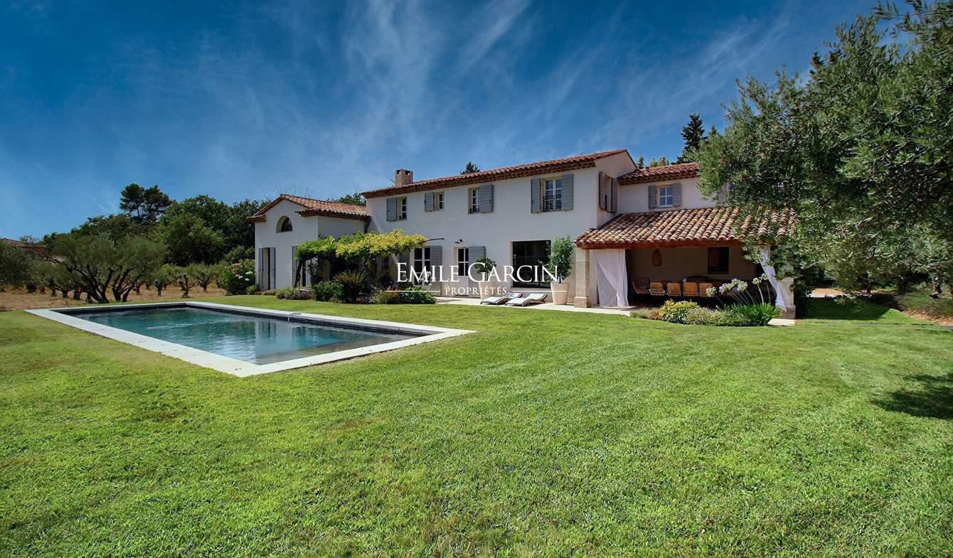 Villa avec piscine Ventabren