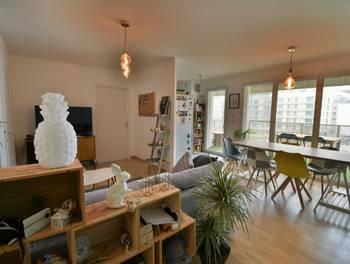 Appartement 4 pièces 72,53 m2