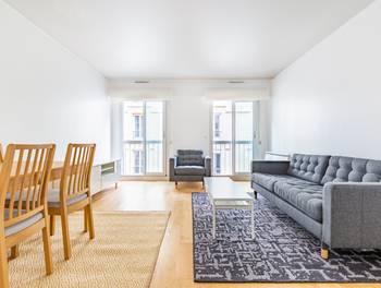 Appartement meublé 2 pièces 56,01 m2