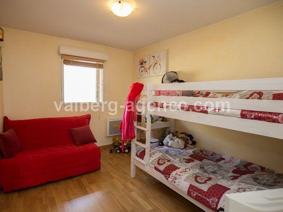 Vente appartement 3 pièces 55,8 m2