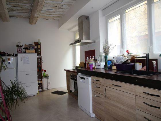 Vente duplex 4 pièces 84 m2