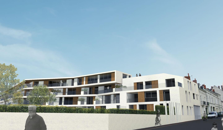 Appartement avec terrasse Saumur