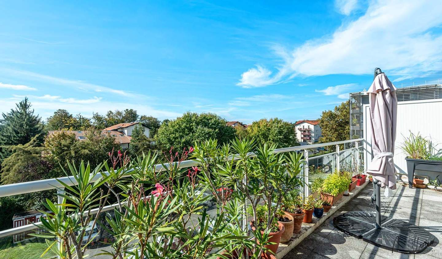 Appartement avec terrasse Anglet