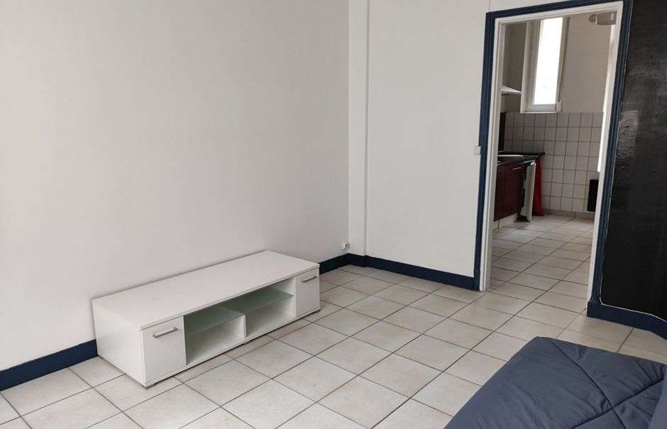 Location  studio 1 pièce 29.91 m² à Saint-Quentin (02100), 350 €