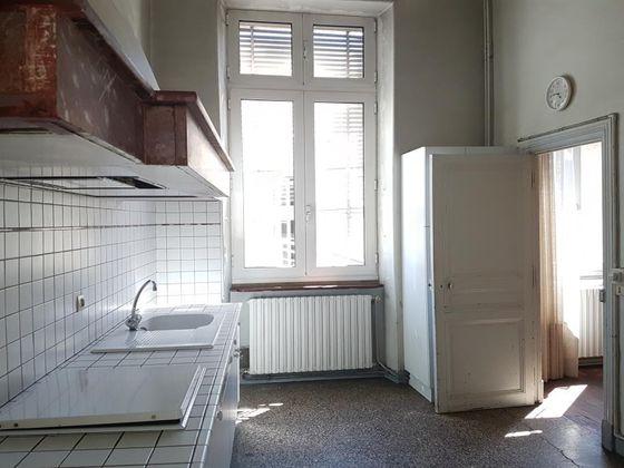 Vente duplex 170 m2