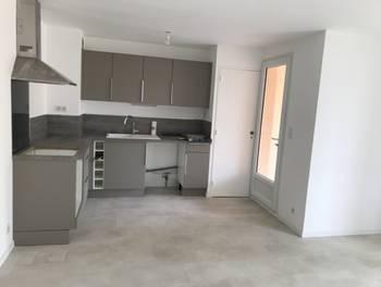 Appartement 2 pièces 43,29 m2