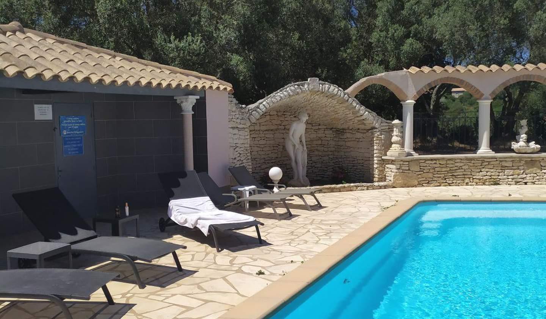 Maison avec piscine et terrasse Bonifacio