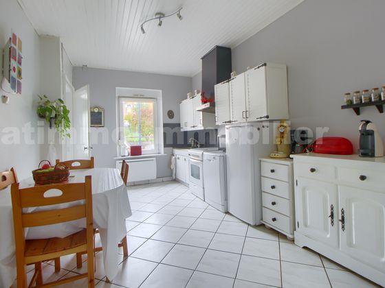 vente Maison 4 pièces 90 m2 Rombas