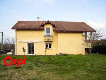 Maison 6 pièces 117,55 m2