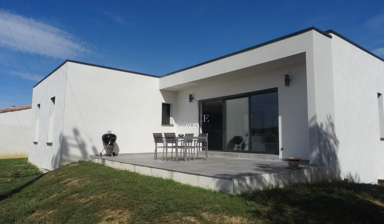 Maison avec terrasse Euzet