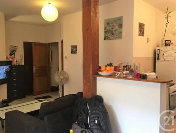 Appartement 2 pièces 49,9 m2