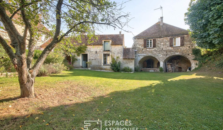 Maison avec terrasse Montfort-l'Amaury