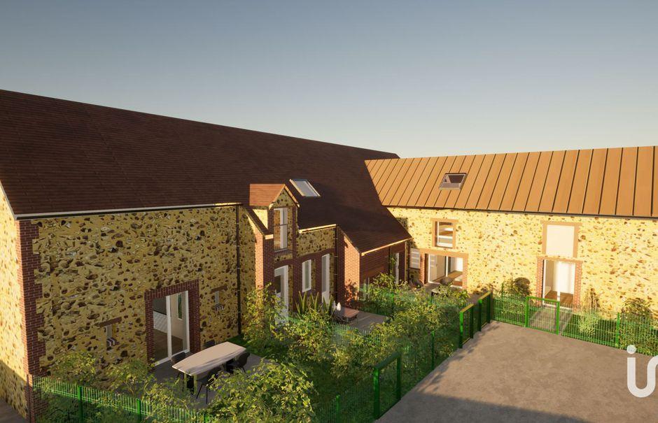 Vente appartement 3 pièces 91 m² à Montigny-le-Chartif (28120), 98 000 €