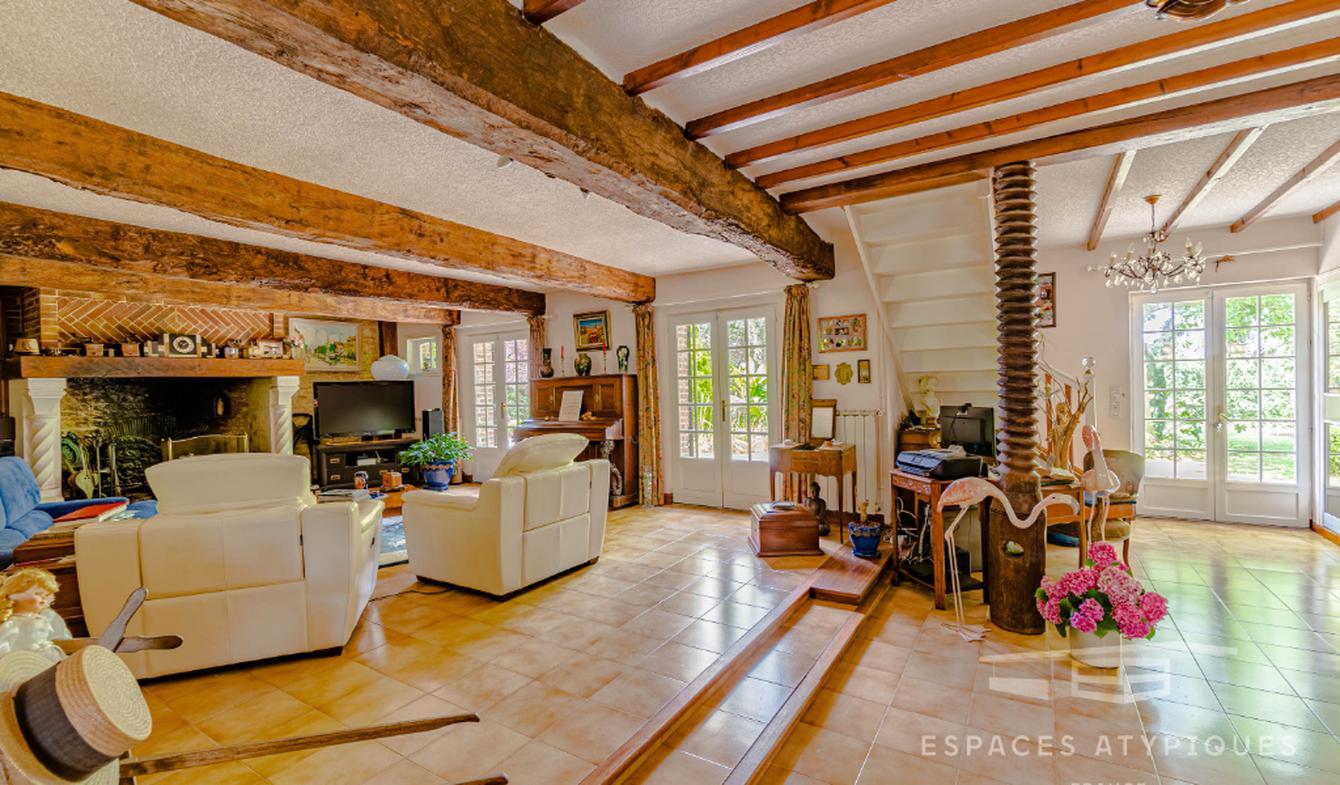 Maison Beuvron-en-Auge