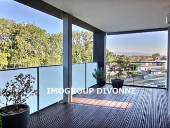 Appartement 4 pièces 133,56 m2