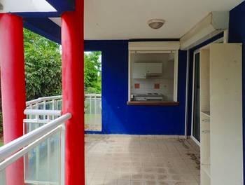Appartement 3 pièces 56,27 m2