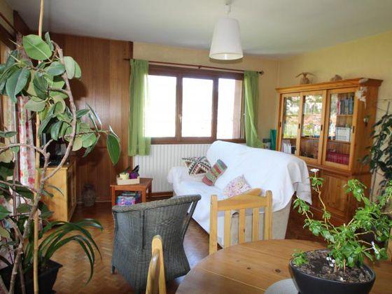 Vente appartement 4 pièces 92,22 m2