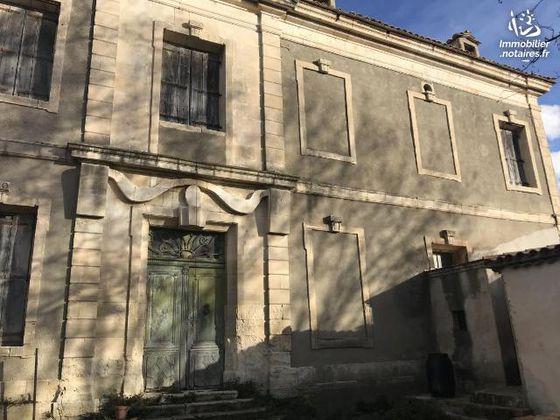 Vente maison 20 pièces 1000 m2