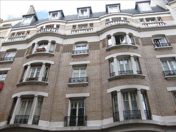 vente Chambre 7,84 m2 Paris 15ème