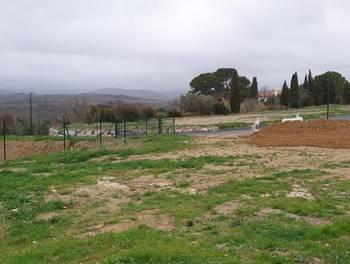 Terrain à bâtir 570 m2
