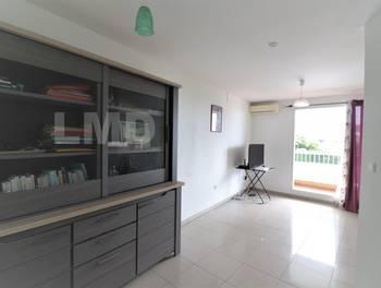 Appartement 2 pièces 53,92 m2