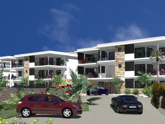 Vente appartement 3 pièces 64,31 m2