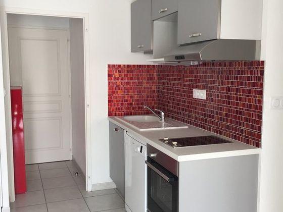 Location appartement 2 pièces 40,56 m2