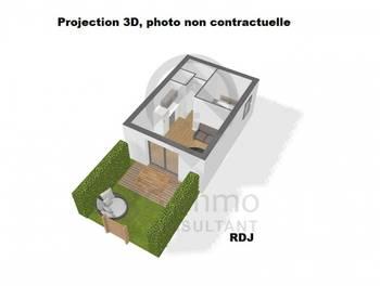 Maison 3 pièces 37,97 m2