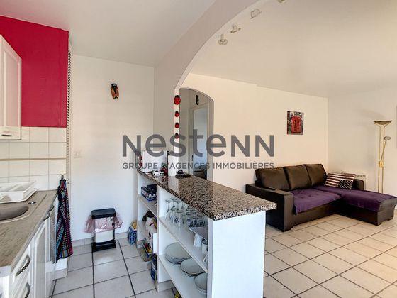 Vente appartement 2 pièces 40,08 m2