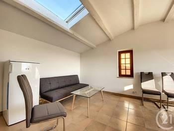 Appartement meublé 3 pièces 56,02 m2