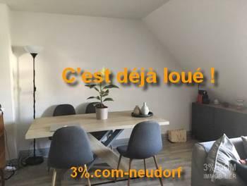 Appartement 3 pièces 52,91 m2