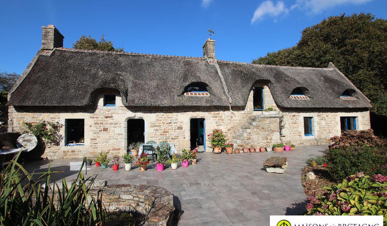Propriété avec jardin Riec-sur-Belon