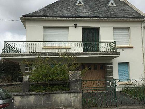 vente Maison 5 pièces 110 m2 Brest