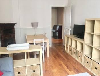 Appartement meublé 3 pièces 53,77 m2