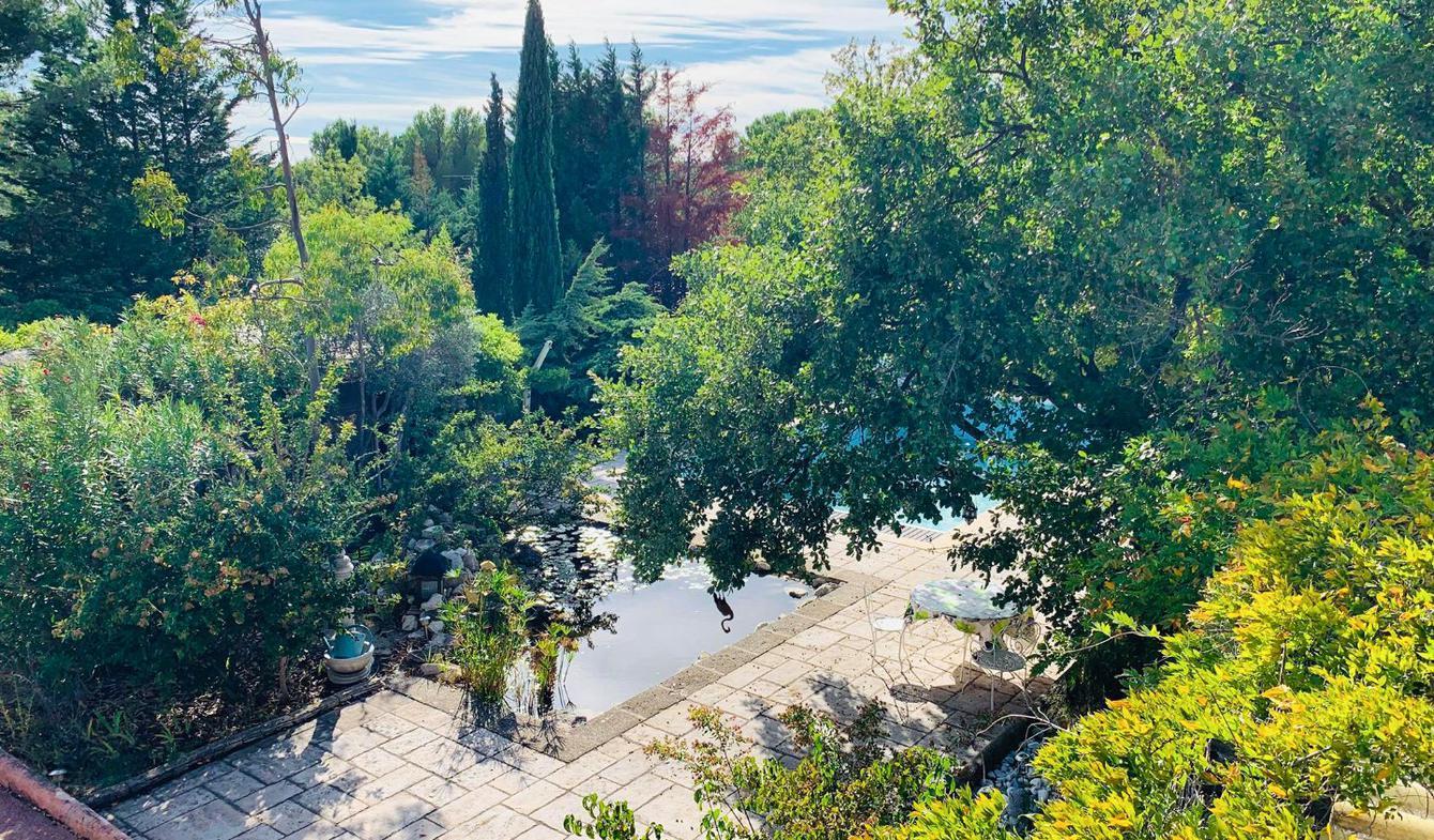Propriété avec piscine Eguilles