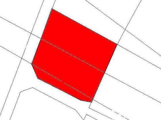 Vente terrain 1065 m2