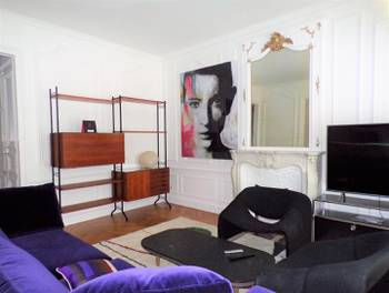 Appartement meublé 5 pièces 119 m2